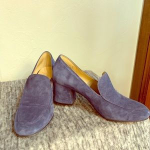 Naturalizer Navy Suede shoes Size 7M